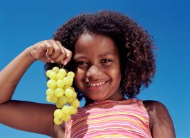 Healthy Eating for Kids & Families